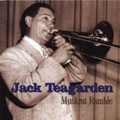 JACK TEAGARDEN - Muskrat Ramble [Vancouver 1958] cover